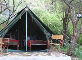 Maasai Simba Camp, Amboseli