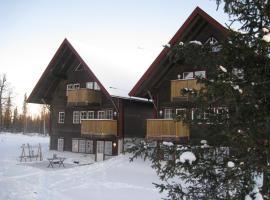 Blåbärsvägen Vacation Home, Fjätervålen (Near Lofsdalen)