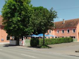 Assos Hotel Restaurant, Asbach-Bäumenheim (Allmannshofen yakınında)