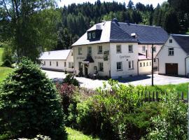 Gasthaus Stollmühle, Stützengrün (Schönheide yakınında)