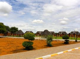 Peace Garden Lodge, Grootfontein (рядом с регионом Okakarara)
