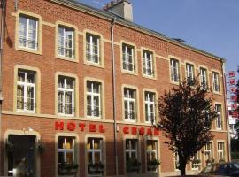 Cesar Hotel, Шарлевиль-Мезьер (рядом с городом La Francheville)