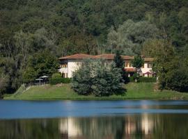 Hotel del Lago, Cavriglia (Meleto yakınında)