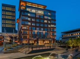 Courtyard by Marriott Buffalo Downtown/Canalside, Buffalo