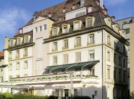 Hotel Weißes Kreuz