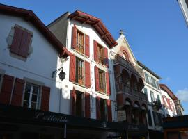 Hôtel Txoko, San Juan de Luz