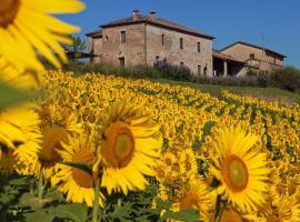 Santa Caterina, Buonconvento (Serravalle yakınında)