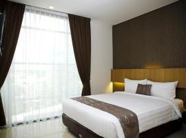D'cozie Hotel by Prasanthi, Джакарта (рядом с городом Kebayoran-Baru)