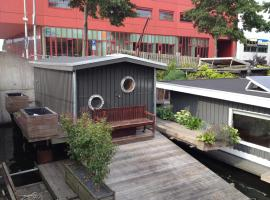 Amsterdam Water Lodge