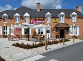 Auberge du Cheval Blanc, Yvoy-le-Marron