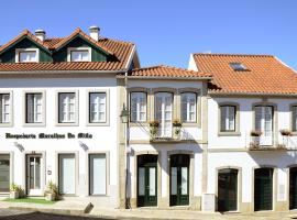 Guesthouse Muralhas do Mino, Monção (A Picaraña yakınında)