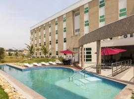 Most Booked Hotels Near Wet N Wild São Paulo In The Past Month
