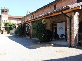 Ostello Artemista Ass. Ostelli Lombardia, Spessa (Stradella yakınında)