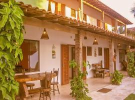 La Tana del Tano Guest House, Búzios (Saco de Fora yakınında)
