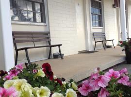 Colonial Lodge Motor Inn, Yass (Murrumbateman yakınında)