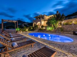 Villa Armos, Skinária