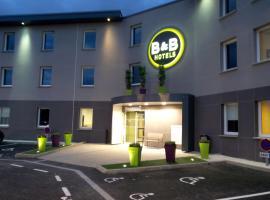 B&B Hôtel Clermont-Ferrand Nord Riom, Riom