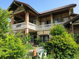 The Hillside Residence, Muang Phônsavan