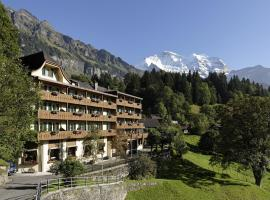 Hotel Alpenrose Wengen, Венген