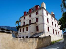 Le Pavillon des Officiers, Mont-Dauphin (рядом с городом Réotier)