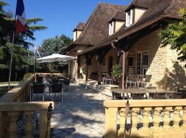 Hôtel-Restaurant Vézère Lodge, Ле-Бюг