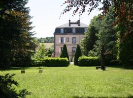 Le Clos des Noyers, Combronde (рядом с городом Chaptuzat)
