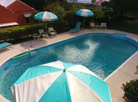Robins Nest Guest Apartments, Hamilton (Bermuda yakınında)