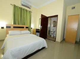 Momak Hotels and Suites, Iseyin (Near Afijio)