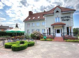 Hotel Margo, Cedynia (Neuwustrow yakınında)