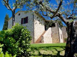 Country house Le Colombe Assisi, Assisi (Torchiagina yakınında)