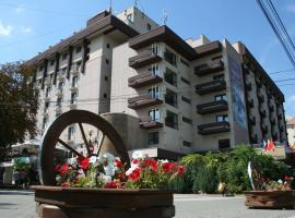 Hotel Rapsodia City Center, Ботошани