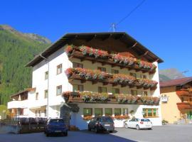 Hotel Pension St. Leonhard