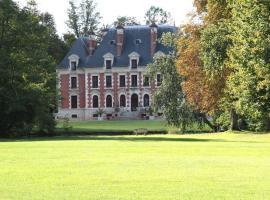 Château du Breuil, Gevrolles (рядом с городом Lanty-sur-Aube)