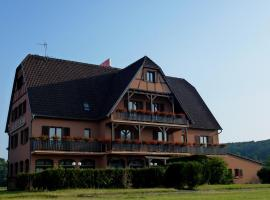Hotel Restaurant L'Ecu d'Alsace, Gresswiller
