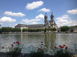 Hôtel de l'Abbaye des Prémontrés, Pont-à-Mousson