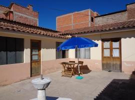 Homestay Bertha Sucre, Sucre (Estancia Chaunaca yakınında)