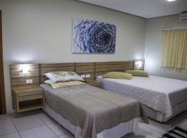 Hotel Baeza, Goiatuba
