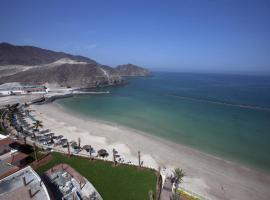 Oceanic Khorfakkan Resort & Spa, Khor Fakkan