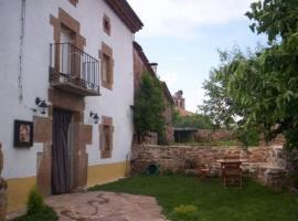 Casa Rural El Balcón De Tera, Tera (Matute de la Sierra yakınında)