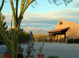 Stagecoach Trails Guest Ranch, Yucca