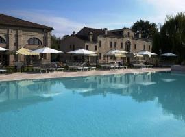 Locanda Corte Arcangeli, Ferrara (Tamara yakınında)