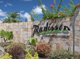 Radisson Grenada Beach Resort, Grand Anse