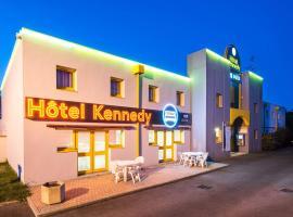 Hôtel Kennedy Parc des Expositions, Тарб (рядом с городом Mascaras)