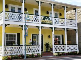 Inn on the Avenue, New Smyrna Beach