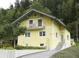 Ferienhaus Jantscher, Flattach (Ausserfragant yakınında)