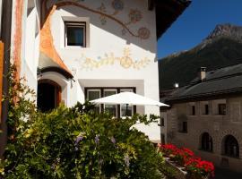 Hotel Chasa Sofia