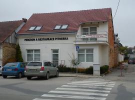 Penzion Pitnerka, Hustopeče