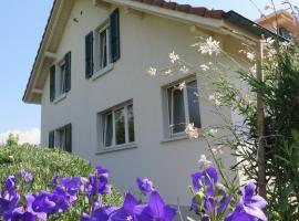 casa Nonna, Oberwil (рядом с городом Ажанталь-ле-Ба)