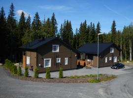 Himos Villa Nummenranta 1 and 2