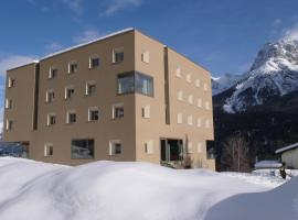 Scoul Youth Hostel, Scuol